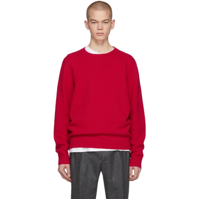HARMONY Harmony Red Winston Sweater in 032 Red