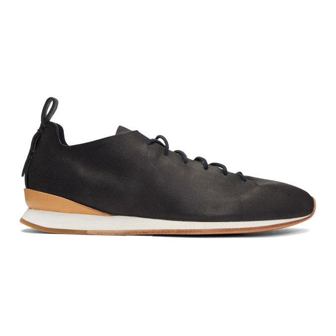 Feit Baskets noires Runner