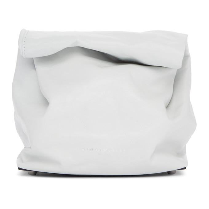 Simon Miller White Lunch Bag 20 Clutch