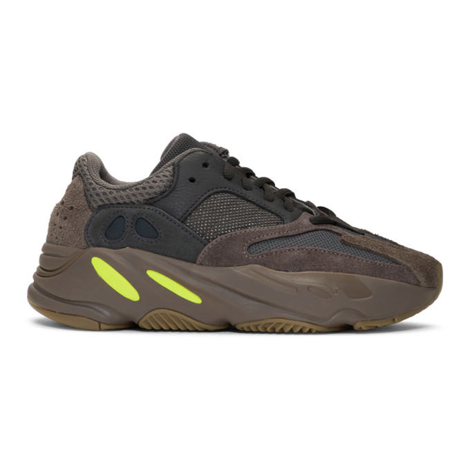Yeezy Taupe Boost 700 Sneakers