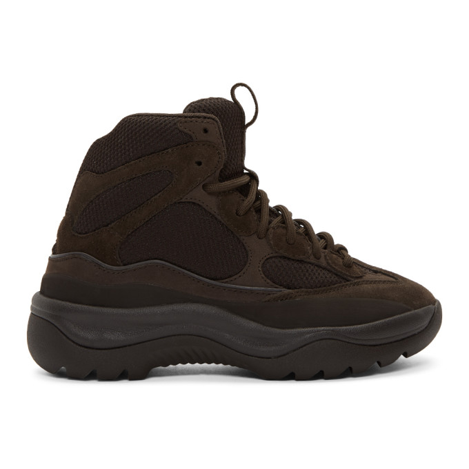 YEEZY Black Desert Boots