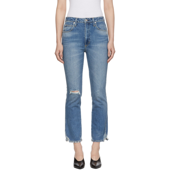 Image of Amo Blue Bella Jeans