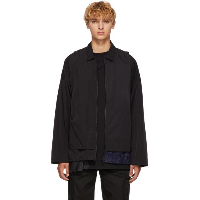 Image of Cottweiler Black Cave Shirt Jacket