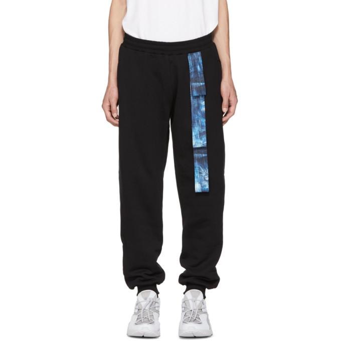 Image of Cottweiler Black Harness Lounge Pants