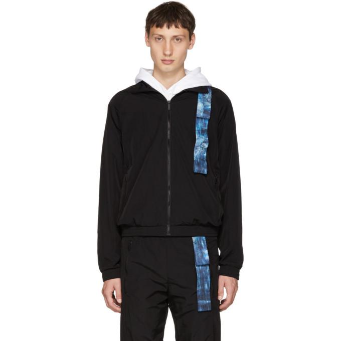 Image of Cottweiler Black Harness Track Jacket