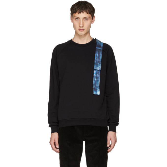 Image of Cottweiler Black Harness Sweatshirt