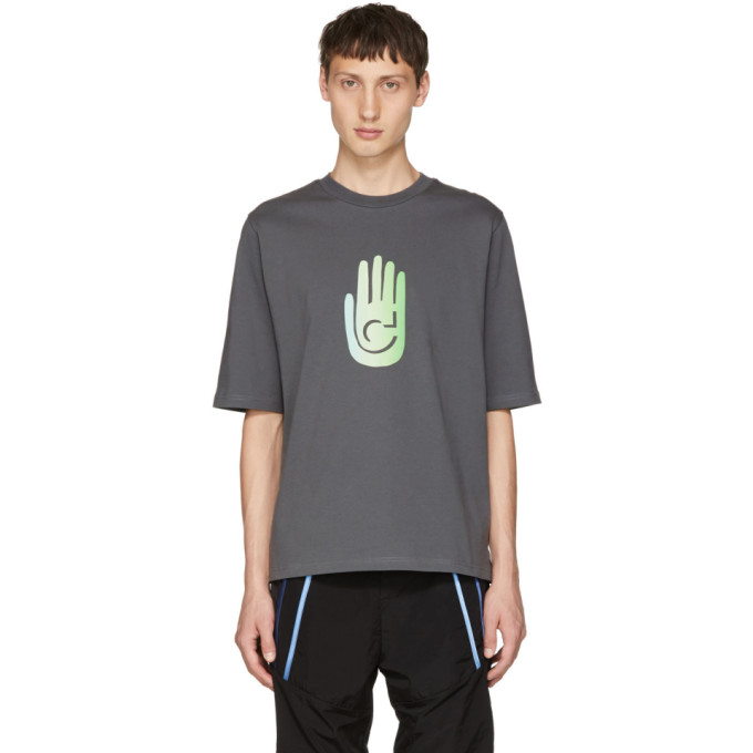 Image of Cottweiler Grey Cave T-Shirt