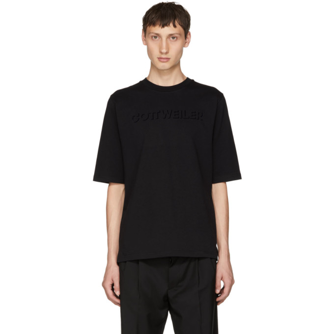 Image of Cottweiler Black Signature 3.0 T-Shirt