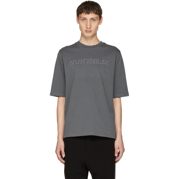 Image of Cottweiler Grey Signature 3.0 T-Shirt