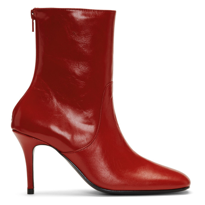 Dorateymur Red Town & Country Boots