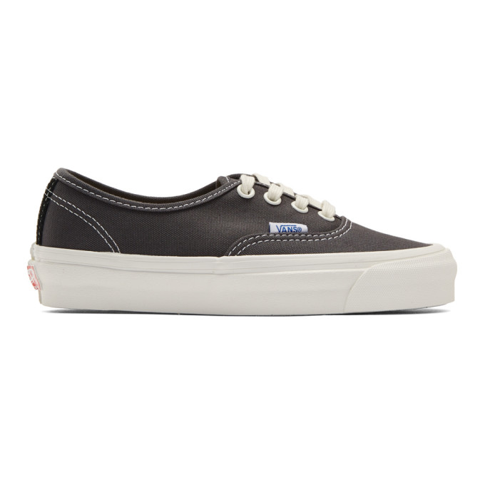 Vans Grey OG Authentic LX Sneakers