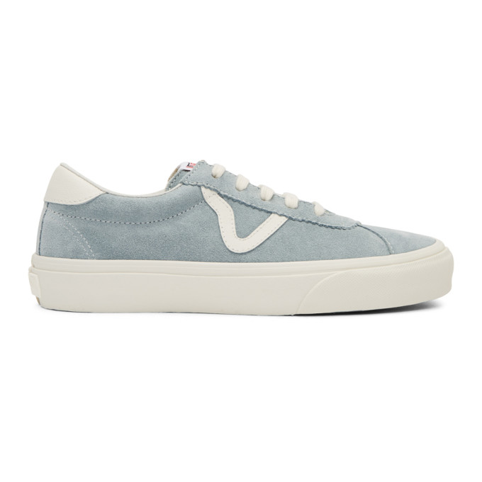 Vans Blue Epoch Sport LX Sneakers