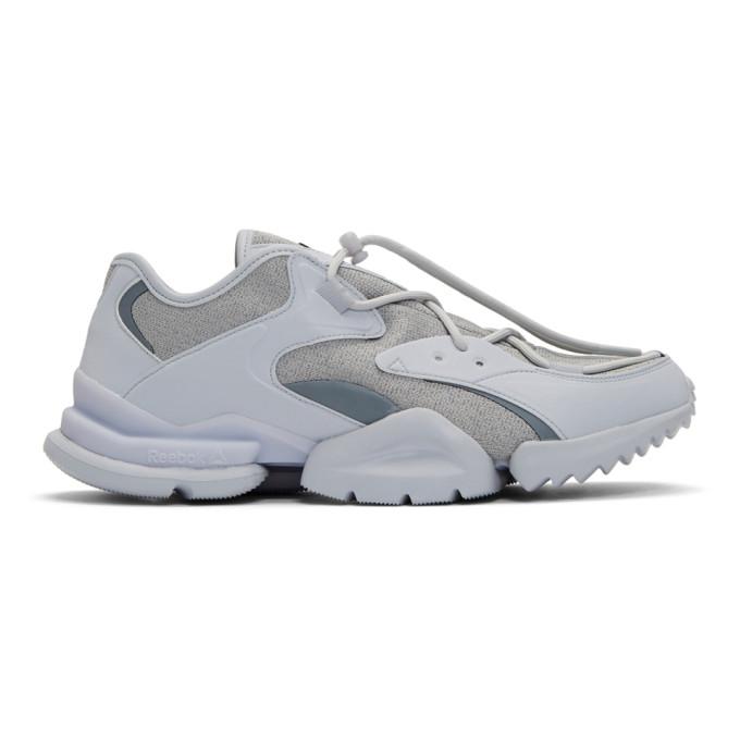 Reebok Classics Grey SSENSE Edition Run.r 96 Sneakers