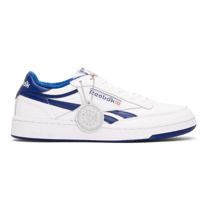 Reebok Classics White Revenge Plus MU Sneakers