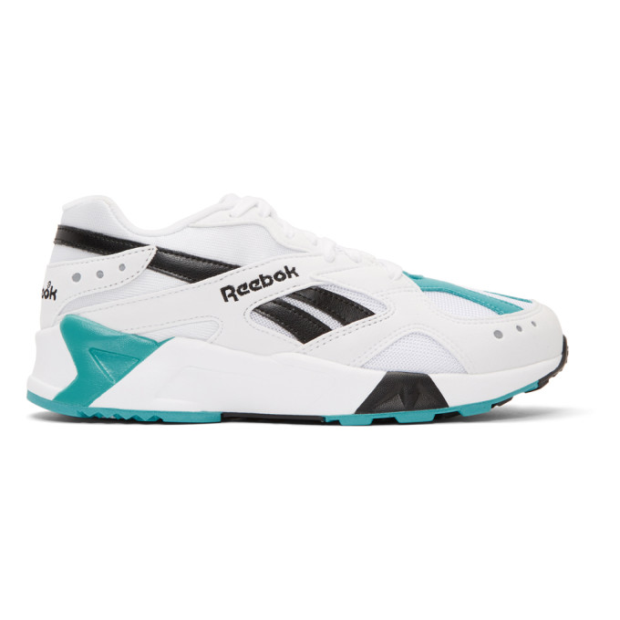 Reebok Classics White Aztrek OG Sneakers