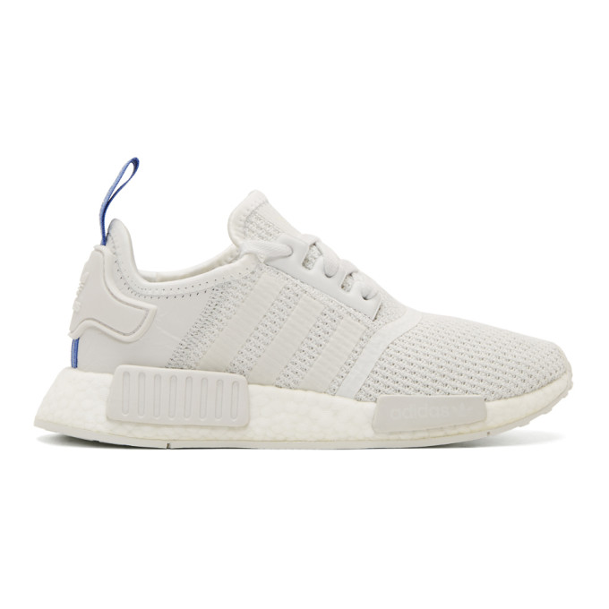 adidas Originals White NMD_R1 W Sneakers