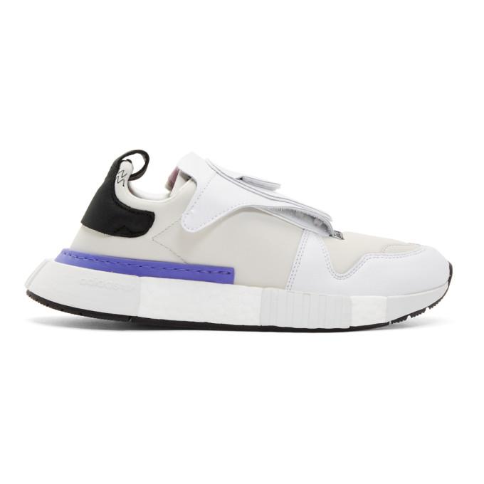 adidas Originals White Futurespacer Sneakers