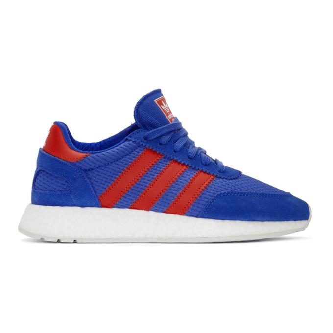 adidas Originals Blue & Red I-5923 Sneakers