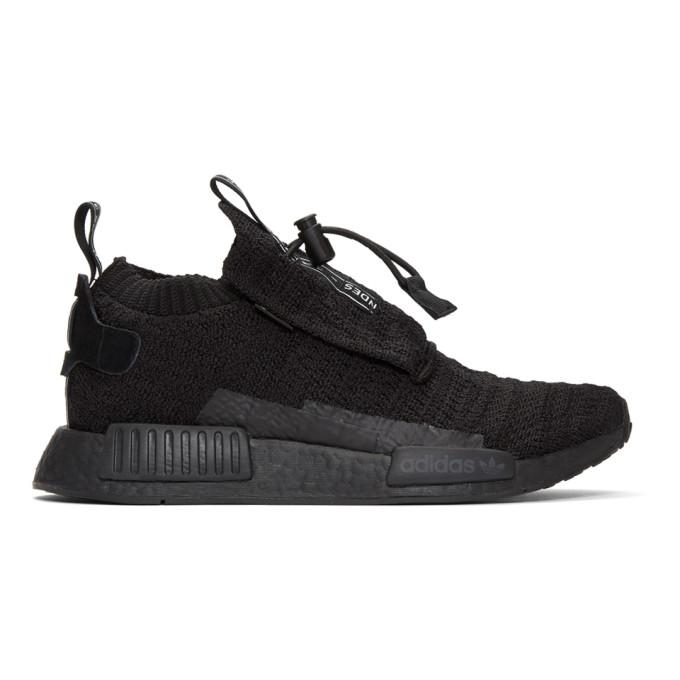 adidas Originals Black NMD_TS1 PK 'Gore-Tex�' Sneakers