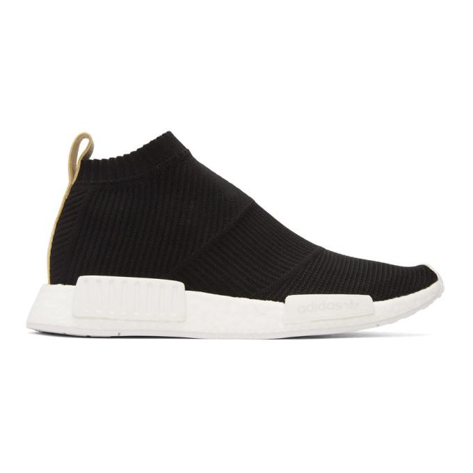 994c0d313 adidas Originals Black NMD CS1 PK Sneakers