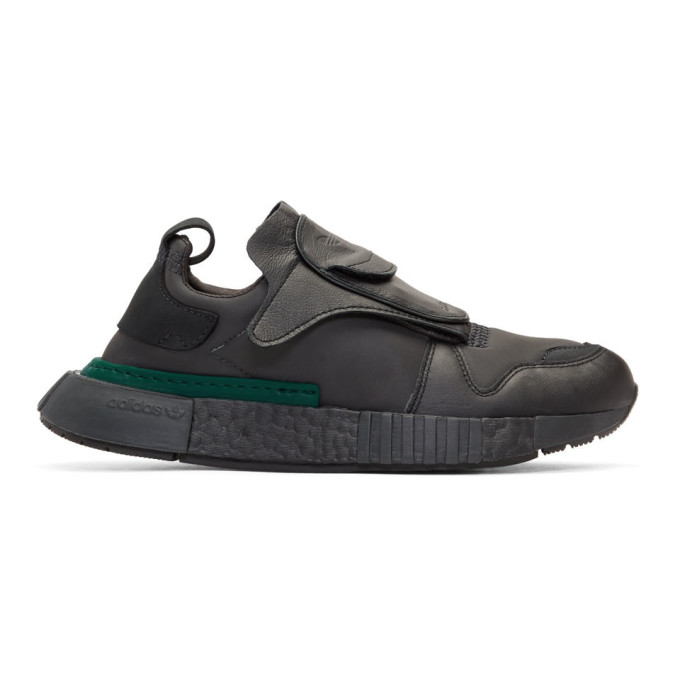 adidas Originals Black Futurespacer Boost Sneakers