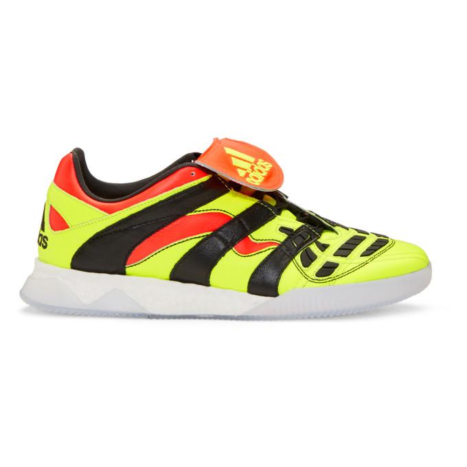 adidas Originals Yellow Predator Accelerator TR Sneakers
