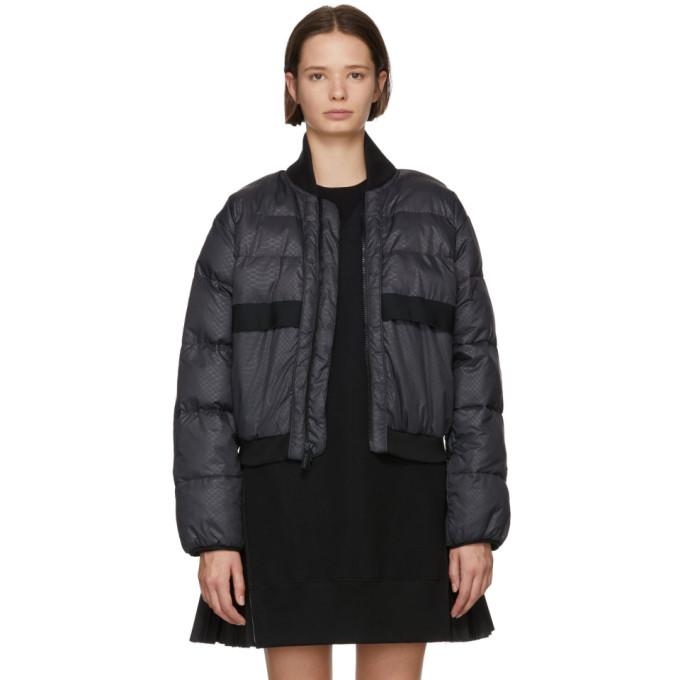 Image of adidas by Stella McCartney Black Short Padded Jacket