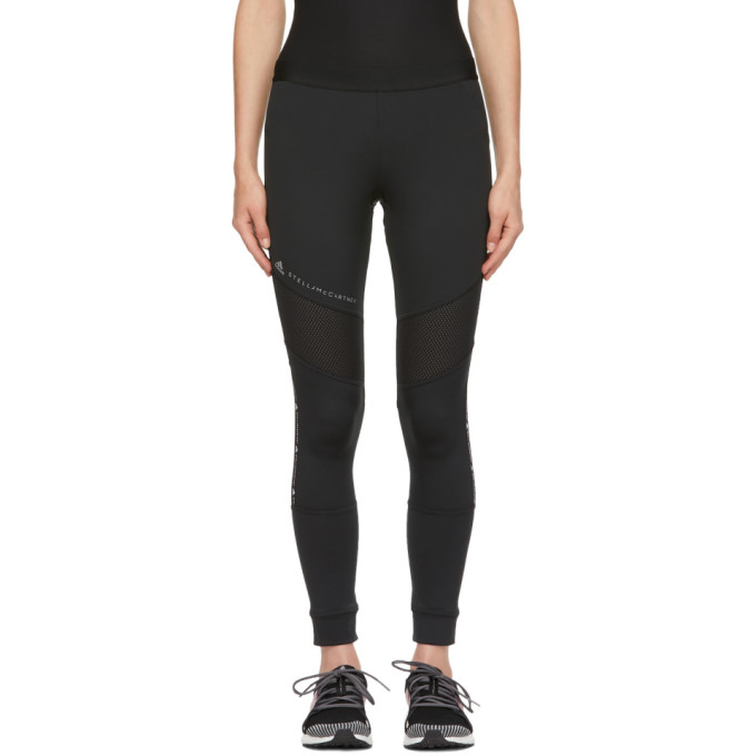 Image of adidas by Stella McCartney Black P ESS Tights