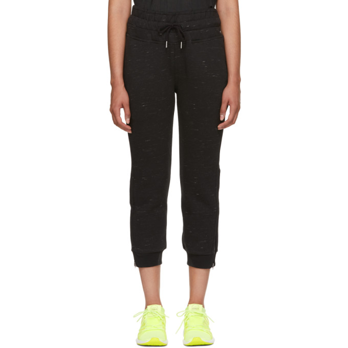 Image of adidas by Stella McCartney Black ESS Sweatpants