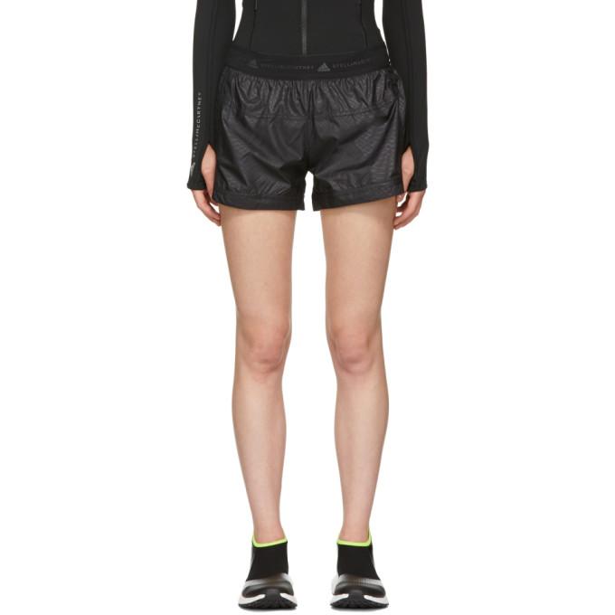 Image of adidas by Stella McCartney Black AZ Shorts