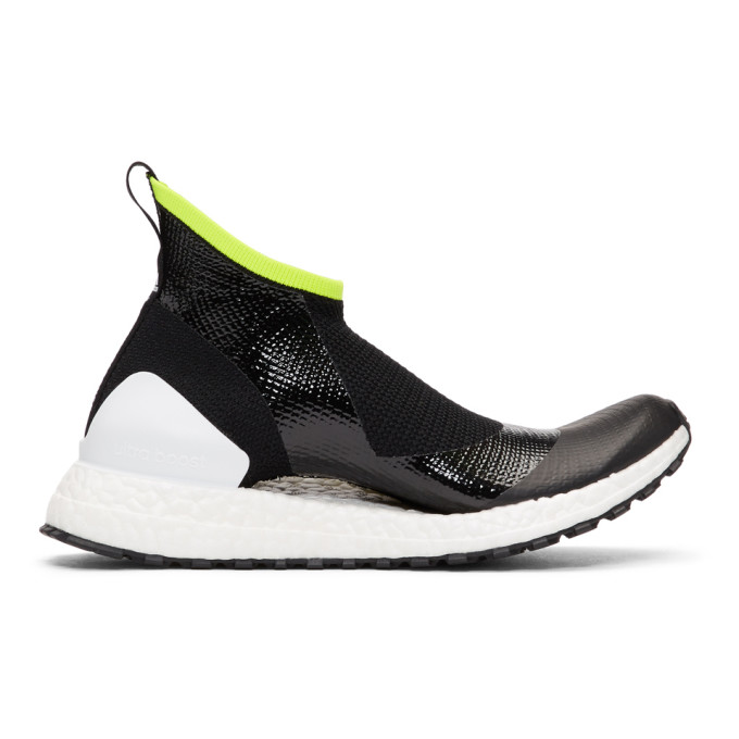 adidas by Stella McCartney Black Ultraboost X ATR Sneakers