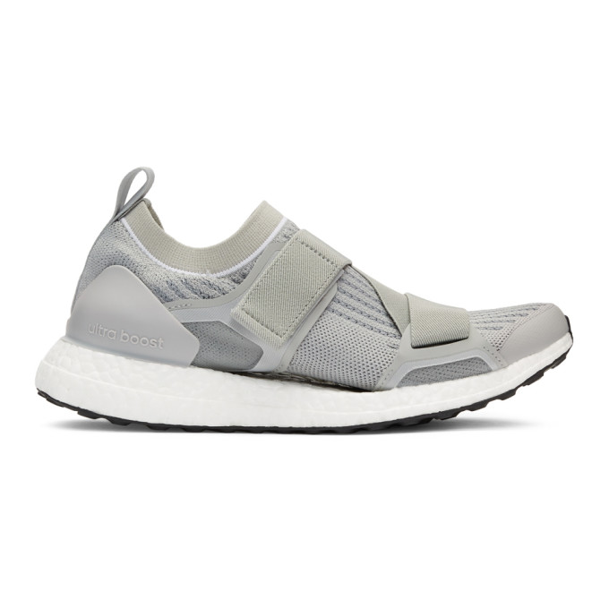 adidas by Stella McCartney Grey Parley UltraBoost X Sneakers