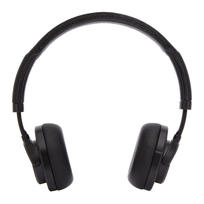 Image of Master & Dynamic Black Wireless MW50 Headphones