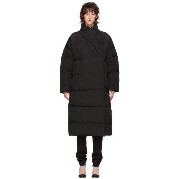 Totême TOTEME BLACK BONDY COAT