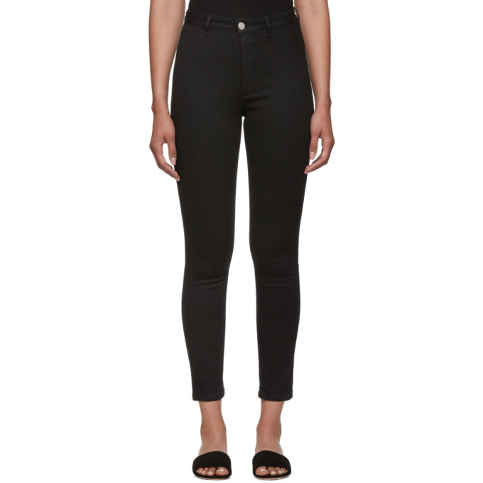 Toteme Black Tight Jeans