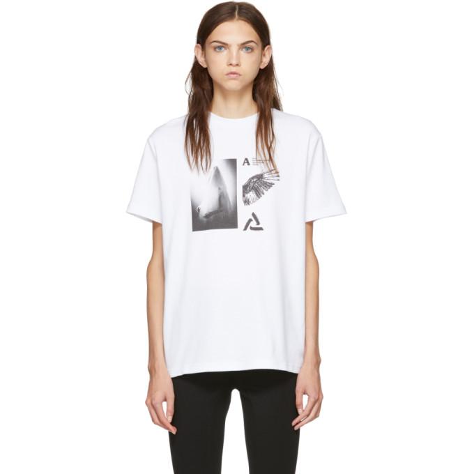 1017 Alyx 9SM White Wings T Shirt