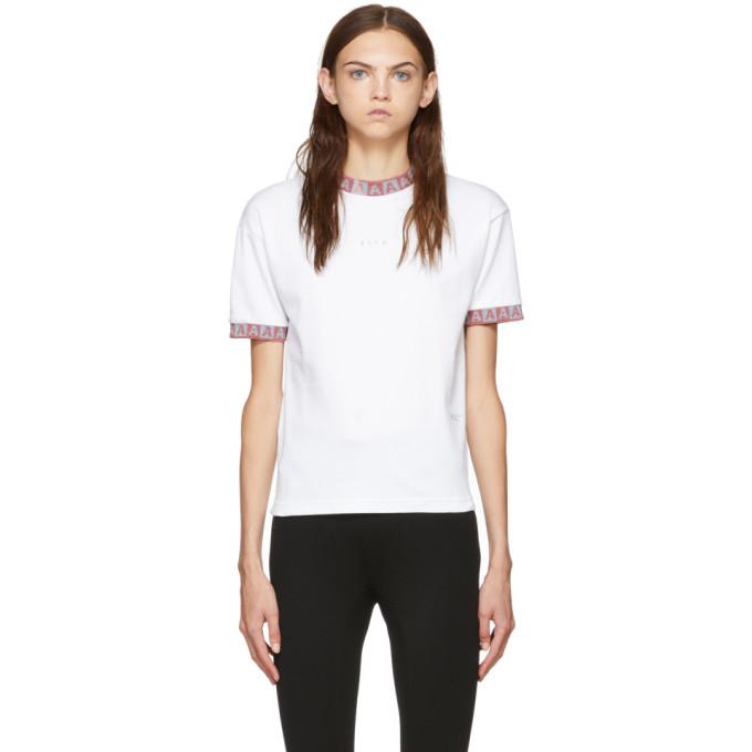 1017 Alyx 9SM White Logo Sport T Shirt