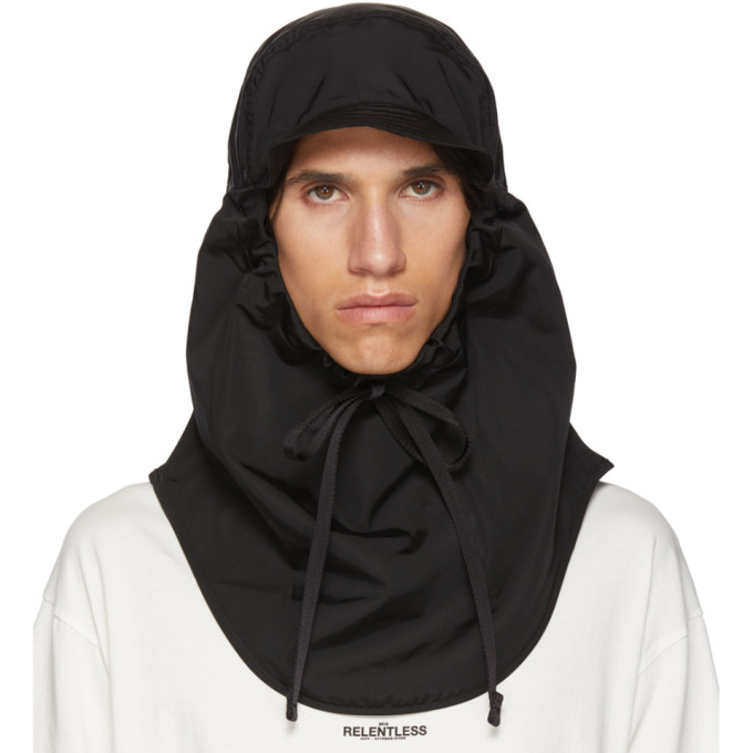 1017 Alyx 9SM Black Removable Hood