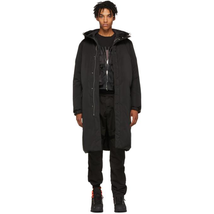 1017 Alyx 9SM Black Arctic Puffer Jacket