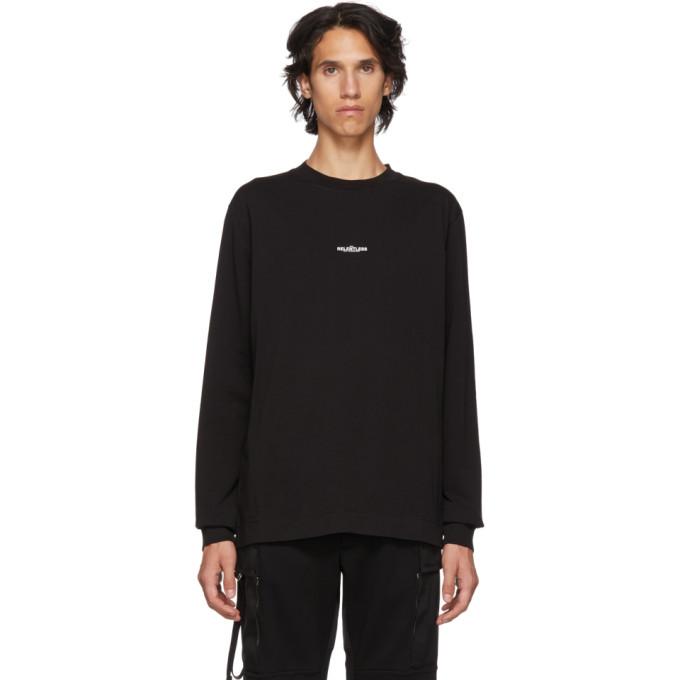 1017 Alyx 9SM Black Flag In Thorn T Shirt