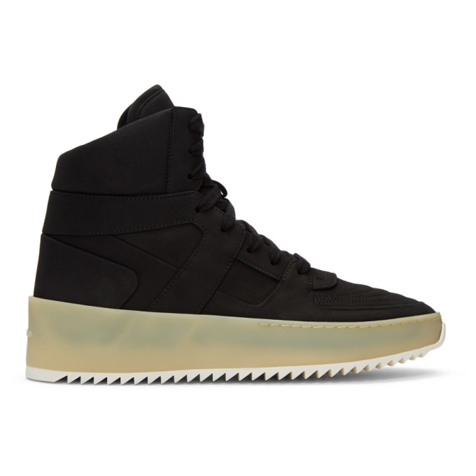 Fear of God Black Basketball Sneakers