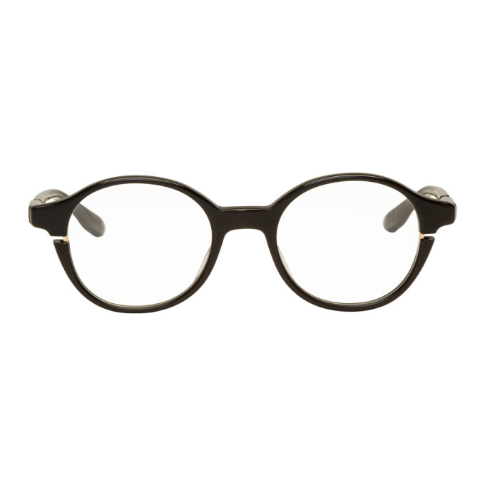 Image of Dita Black Siglo Glasses