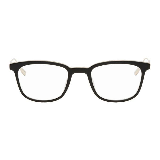 Image of Dita Black Floren Glasses