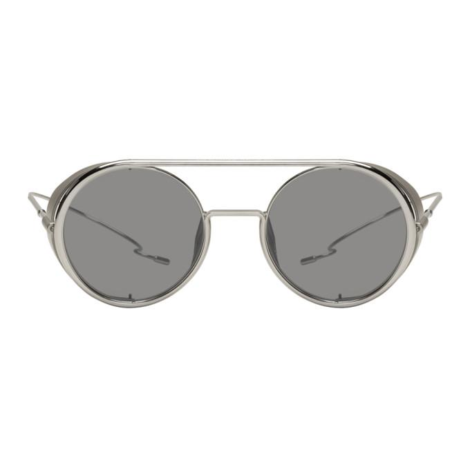Image of Dita Silver Boris Bidjan Saberi Edition Sunglasses