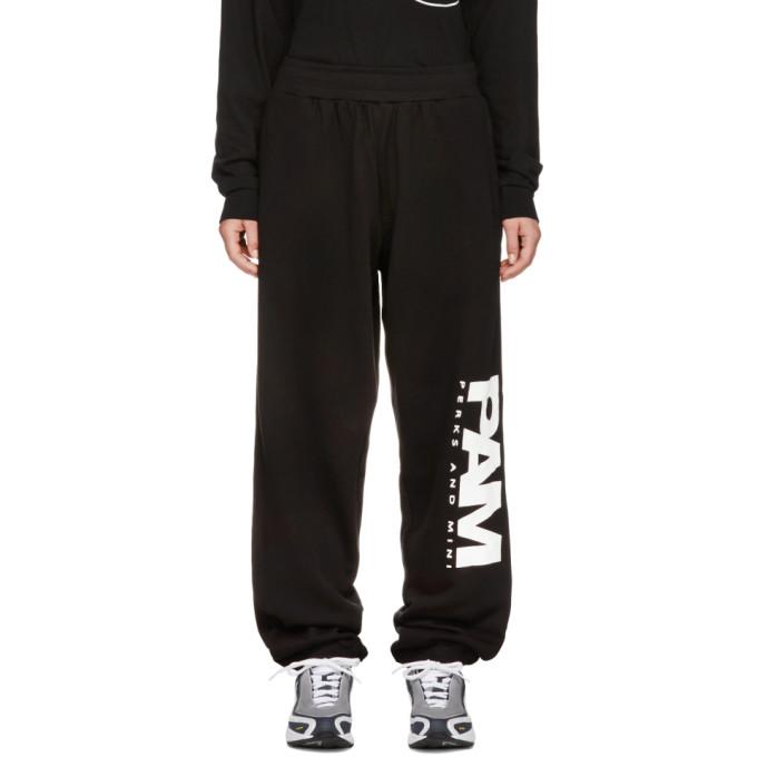 Image of Perks and Mini Black Jog Lounge Pants