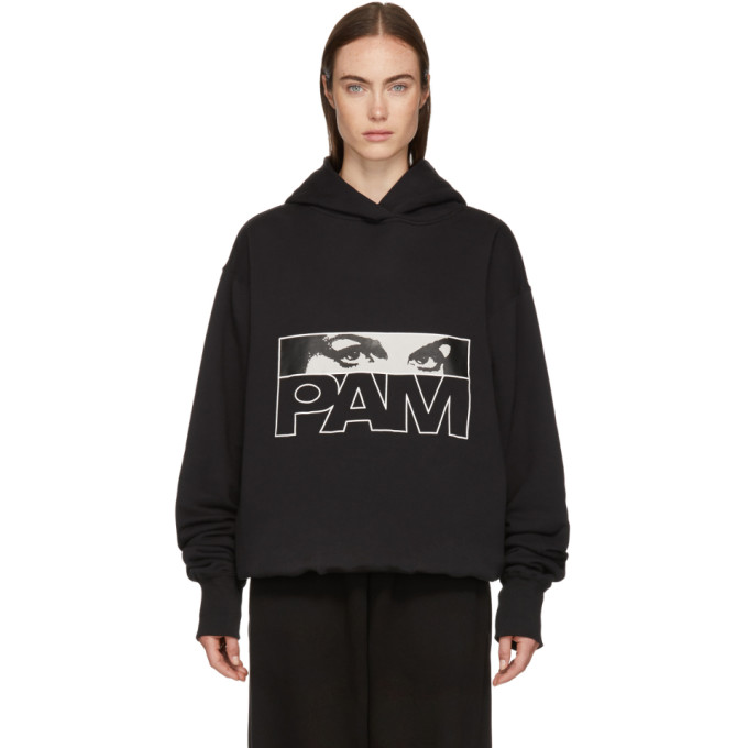 Image of Perks and Mini Black Logo Aiden Hoodie