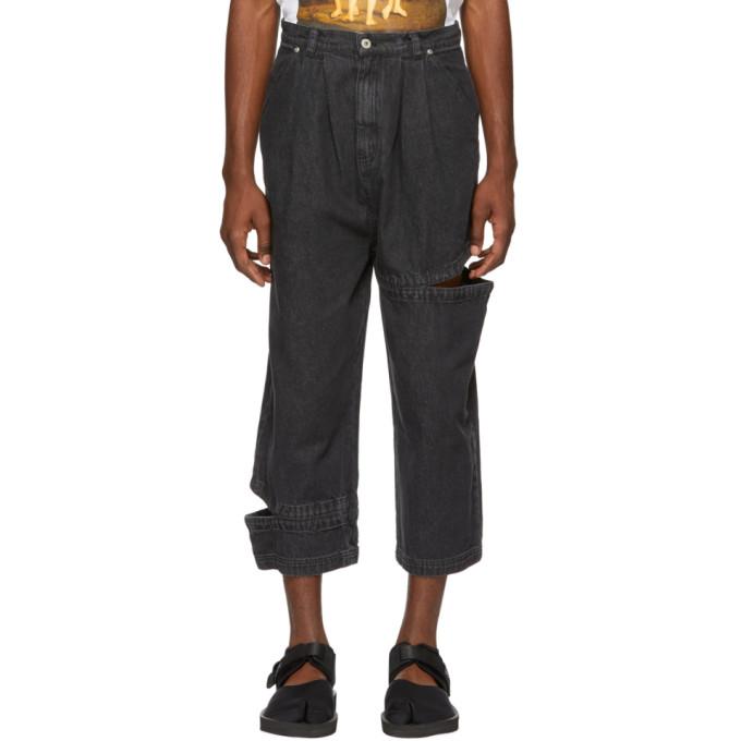 Image of Perks and Mini Black Bri Bri Jeans