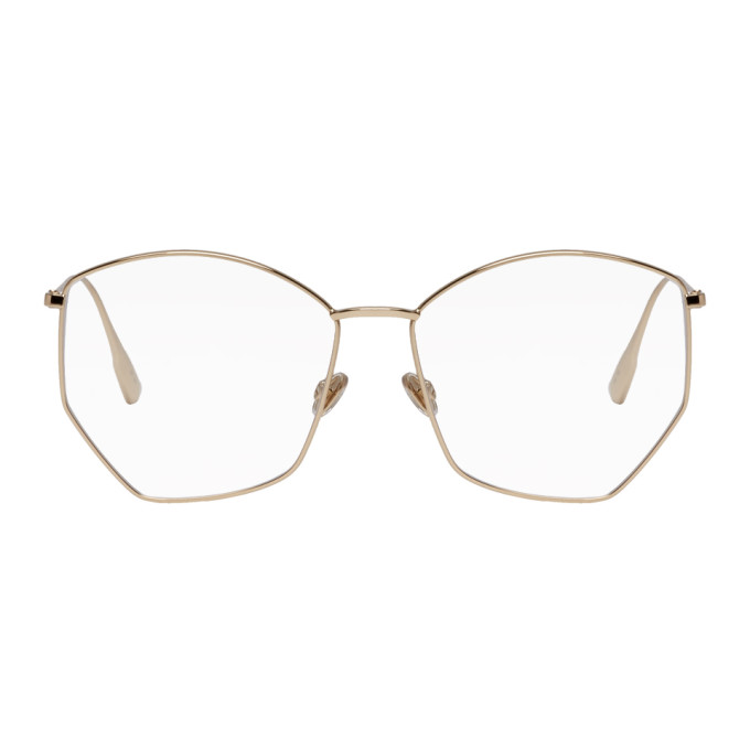 Image of Dior Gold Stellaire 04 Glasses