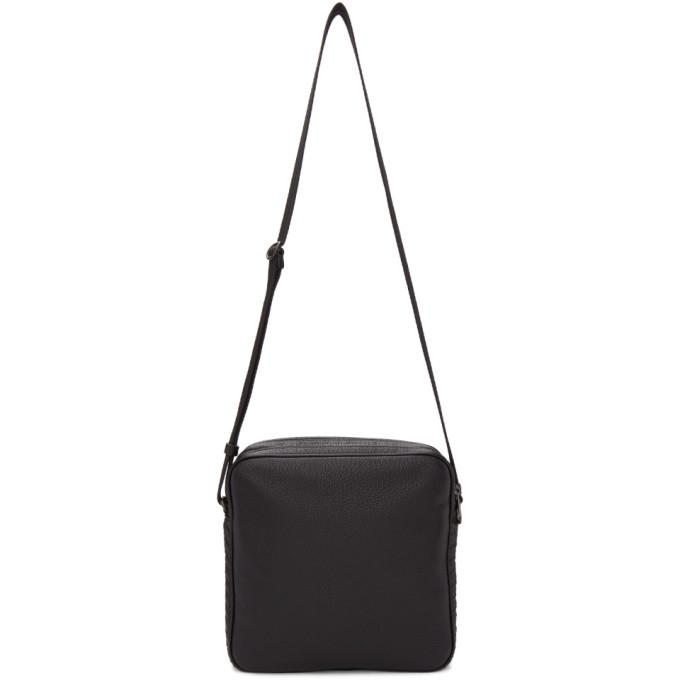 BOTTEGA VENETA Black Crossbody Bag