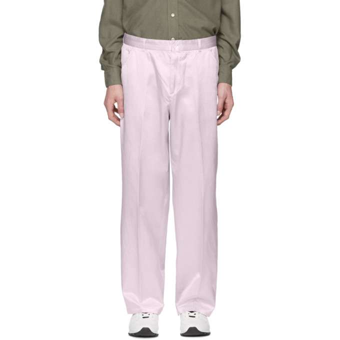 Our Legacy Pantalon rose Sailor